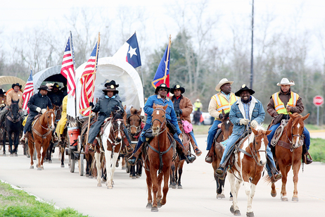 Houston Arts Alliance - Houston's African-American Trail Riders